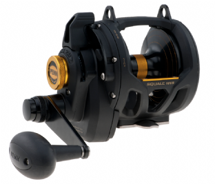 Penn Squall 16VS  2 Speed Lever Drag Reel